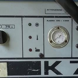 Taglio al plasma Iceb K75