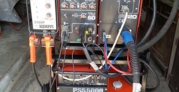 Saldatrice  ad inverter PSS5000