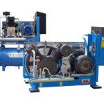 Compressori alternativi a pistoni ad alta pressione