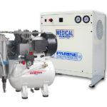 Compressori dentali oil-free e compressori oil-free silenziati