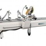 Troncatrice per alluminio a due teste Modelli Basic 450M\M-RV e Basic 450P\P-RV Altech