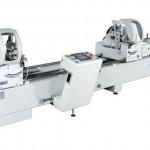 Troncatrice per alluminio a due teste Modelli Master P500-600 e Master D-RV550-600 Altech