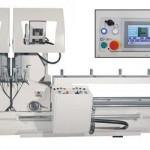 Troncatrice per alluminio a due teste Modelli Extra A-RV500-600