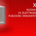 XF510CP - Nuova generazione di elettronica che offre funzioni innovative e intuitive