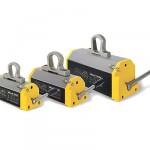 Sollevatori magnetici Tecnomagnete SerieMax-X con portate da 250kg fino a 2000kg