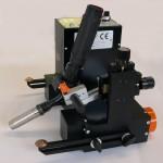 Carrello di saldatura senza rotaia autoallineante con magneti permanenti tipo W-Track