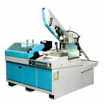 Troncatrice automatica idraulica a controllo elettronico o a controllo numerico ed avanzatore nella versione BS300/60 AFI-E, BS300/60 AFI-NC , BS350/60 AFI-E e BS350/60 AFI-NC