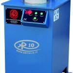 Sagomatrice elettrica di AR Italia serie AR/10, AR/10S e AR/10S e Control, per la formazione di qualsiasi forma e decorazione in ferro battuto