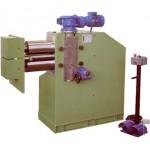 Bordatrice per lamiera Hillus serie pesante ad azionamento elettrico - Modello 303 Invar