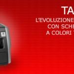 TAG CUBE - L'evoluzione della specie con schermo grafico a colori touchscreen