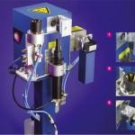 Sistemi automatizzati per robot d pulitura e decappaggio delle torce