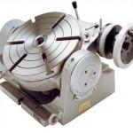 Tavole a dividere basculante da 0° a 90° con diametro della tavola da mm250 a mm320 - Cod. T001