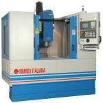 Centri di lavoro verticali Sibimex - Mod M400 / M450 / M500 / M550 / M700 / M800
