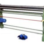 Rotolatrici per lamiera Hillus ad azionamento elettrico con basamento - Modelli 286 Rodinamot e successivi