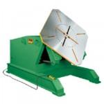 Posizionatori di saldatura a tavola rotante - Serie pesante modello TRP